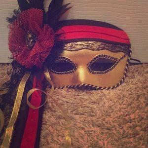 Unique pirate mask